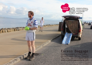 Excess Baggage. Image: Mitch Conlon 2012.